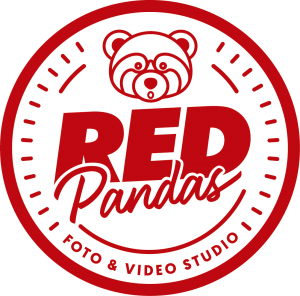 Logo red Pandas